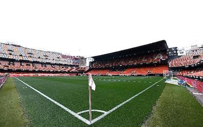 Valencia-Valladolid 3-0