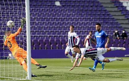 Valladolid-Getafe 2-1