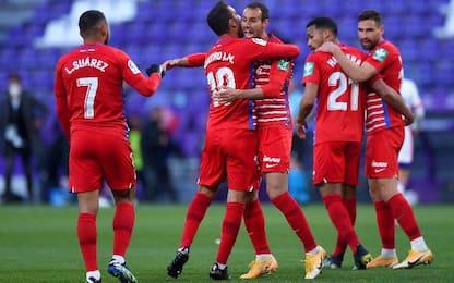 Valladolid-Granada 1-2