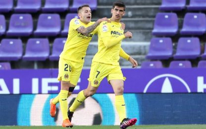 Valladolid-Villarreal 0-2
