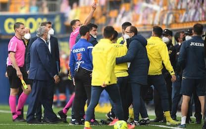 Villarreal-Celta 2-4