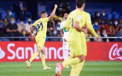 Villarreal-Elche 4-1