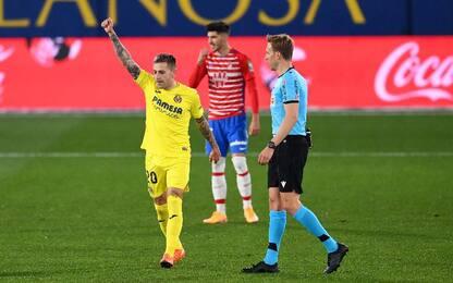 Villarreal-Granada CF 2-2
