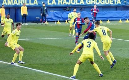 Villarreal-Levante 2-1