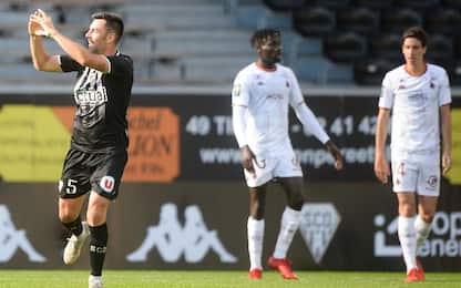 Angers-Metz 3-2