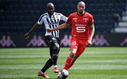 Angers-Rennes 0-3