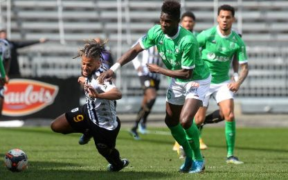 Angers-St Etienne 0-1