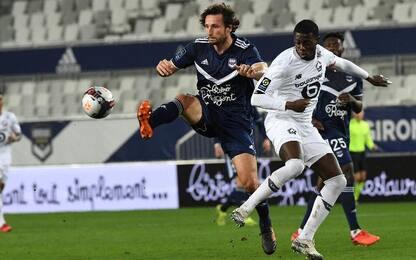 Bordeaux-Lilla 0-3
