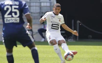 Bordeaux-Rennes 1-0