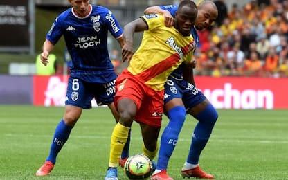 Lens-Lorient 2-2