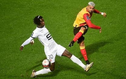 Lens-Rennes 0-0