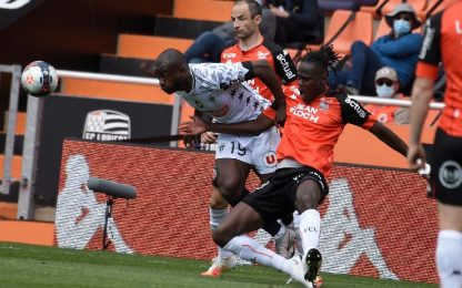 Lorient-Angers 2-0