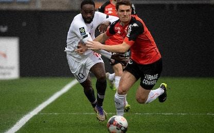 Lorient-Lilla 1-4