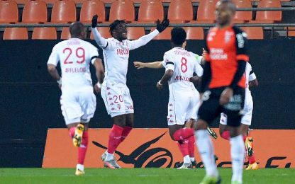 Lorient-Monaco 2-5