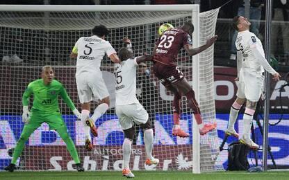 Metz-PSG 1-2