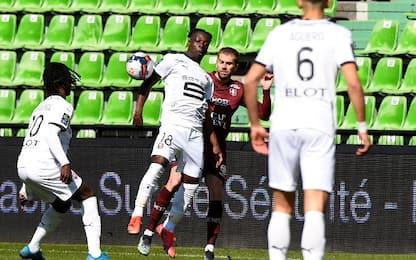 Metz-Rennes 1-3