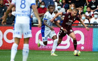 Metz-Troyes 0-2