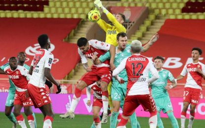 Monaco-Angers 3-0