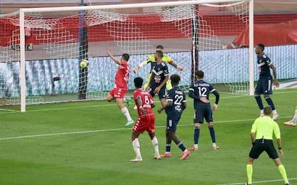 Monaco-Bordeaux 3-0