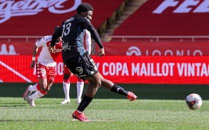 Monaco-Lorient 2-2
