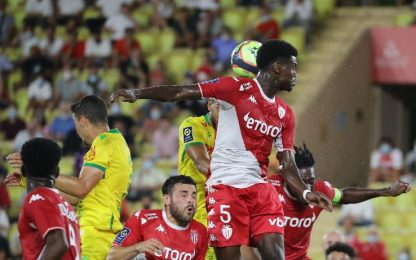 Monaco-Nantes 1-1