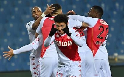 Montpellier-Monaco 2-3