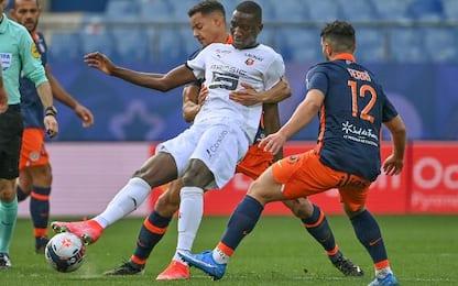 Montpellier-Rennes 2-1