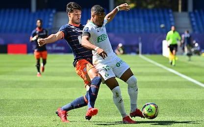 Montpellier-St Etienne 2-0