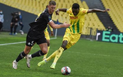 Nantes-Lilla 0-2