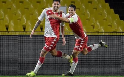 Nantes-Monaco 1-2