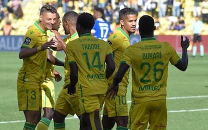 Nantes-Troyes 2-0