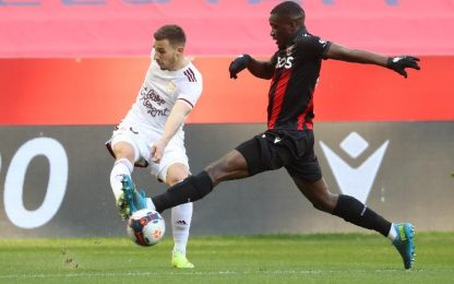 Nizza-Bordeaux 0-3