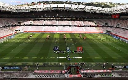 Nizza-Bordeaux 4-0