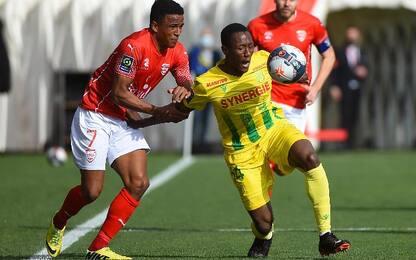 Nimes-Nantes 1-1