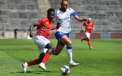 Nimes-Reims 2-2