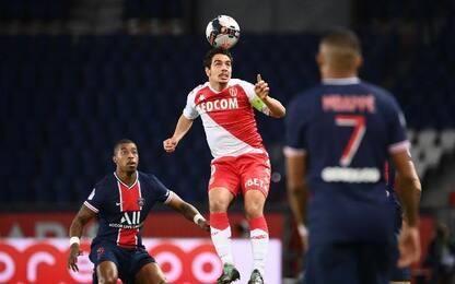 PSG-Monaco 0-2