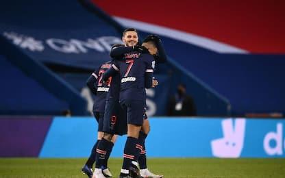 PSG-Montpellier 4-0