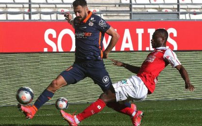 Reims-Montpellier 0-0