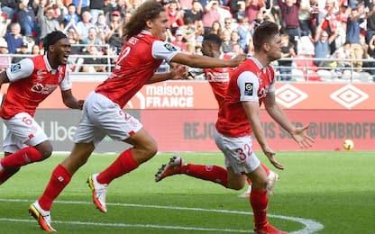 Reims-Nantes 3-1