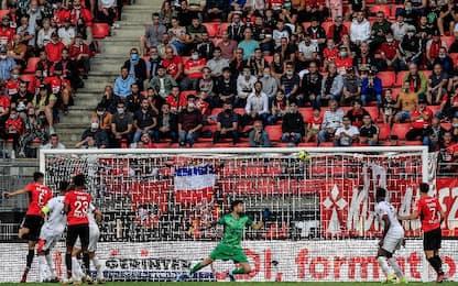 Rennes-Clermont 6-0