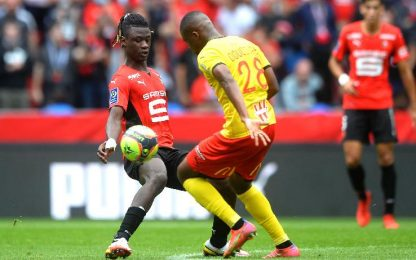 Rennes-Lens 1-1