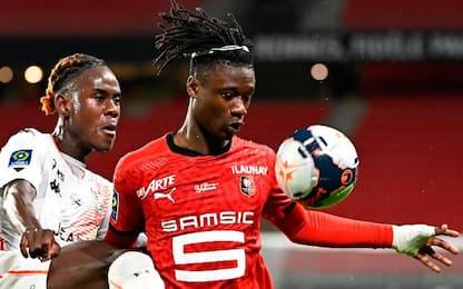 Rennes-Lorient 1-1