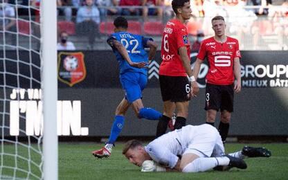 Rennes-Reims 0-2