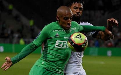 St Etienne-Bordeaux 1-2