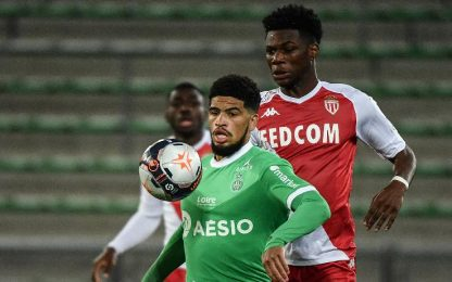 St Etienne-Monaco 0-4