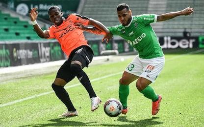 St Etienne-Reims 1-1