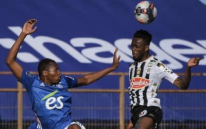 Strasburgo-Angers 0-0