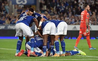 Strasburgo-Metz 3-0