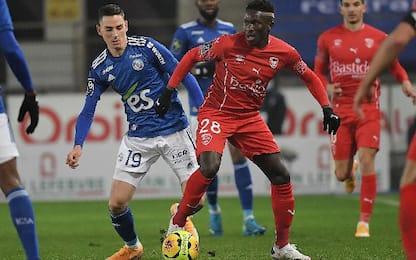 Strasburgo-Nimes 5-0