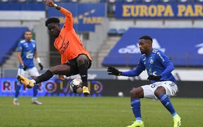 Strasburgo-Reims 0-1